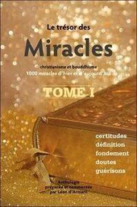 Livre Le trésor des Miracles - Tome I