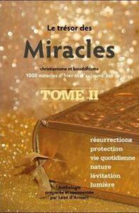Livre Le trésor des Miracles - Tome II