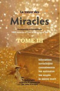 Livre Le trésor des Miracles - Tome III