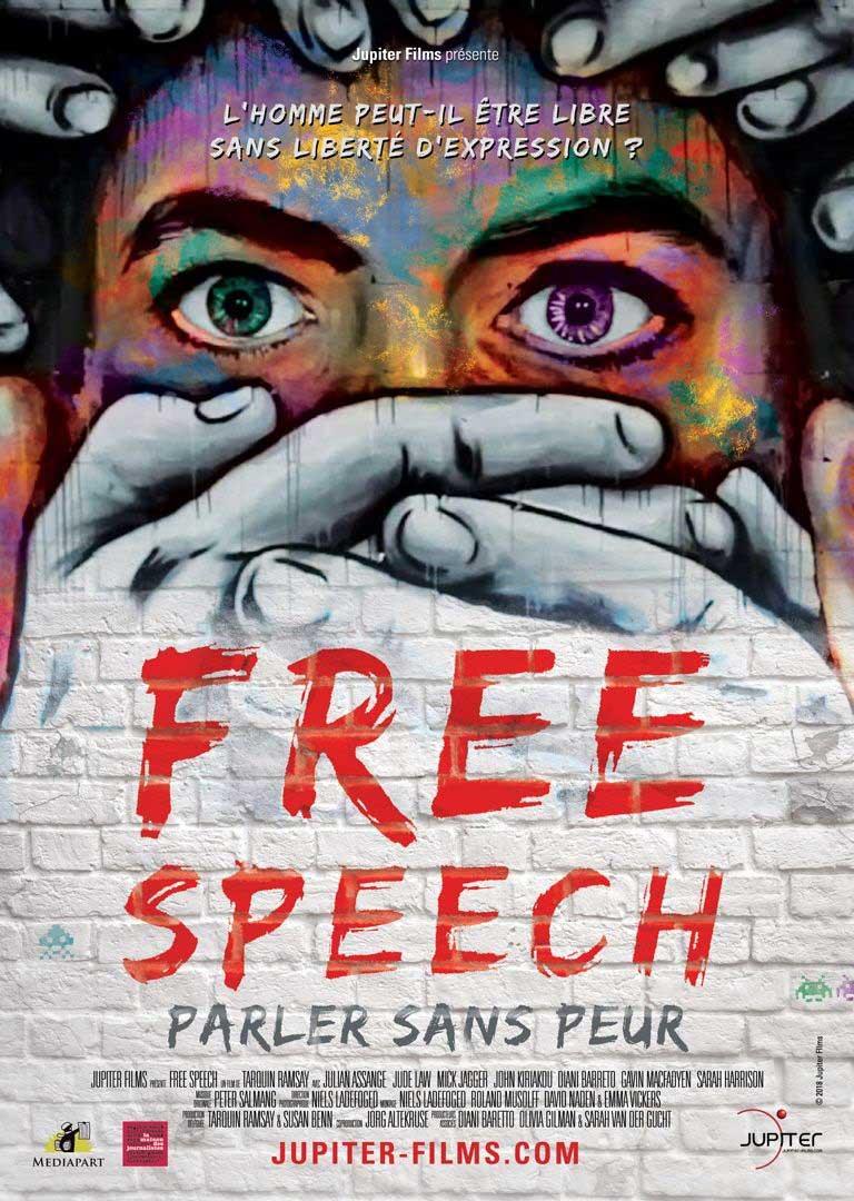 Free speech - Jupiter Films