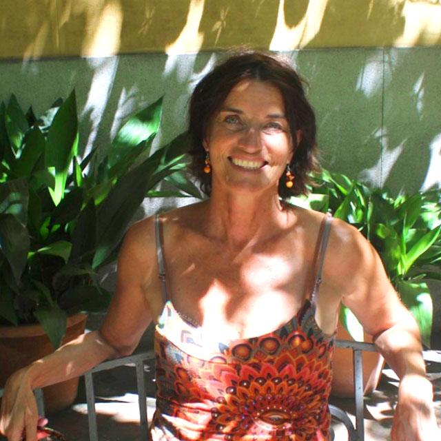 Isabelle Duffaud, fondatrice de l'Association Les Nouveaux Mondes